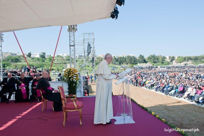 Papa Francesco ad Alessano (10)