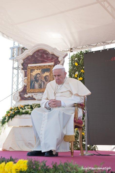Papa Francesco ad Alessano (16)