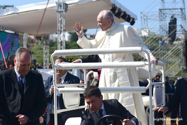 Papa Francesco ad Alessano (25)