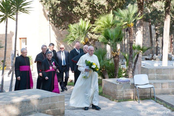 Papa Francesco ad Alessano (28)
