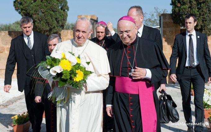 Papa Francesco ad Alessano (3)