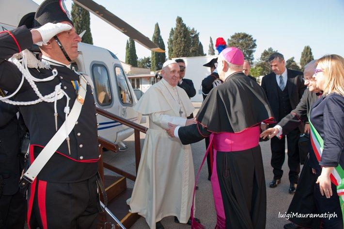 Papa Francesco ad Alessano (31)