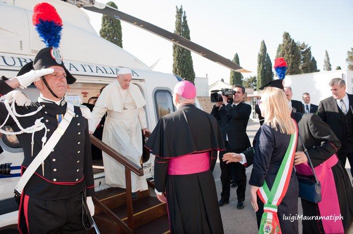 Papa Francesco ad Alessano (37)