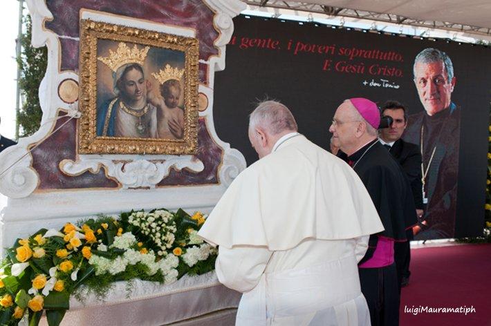 Papa Francesco ad Alessano (39)