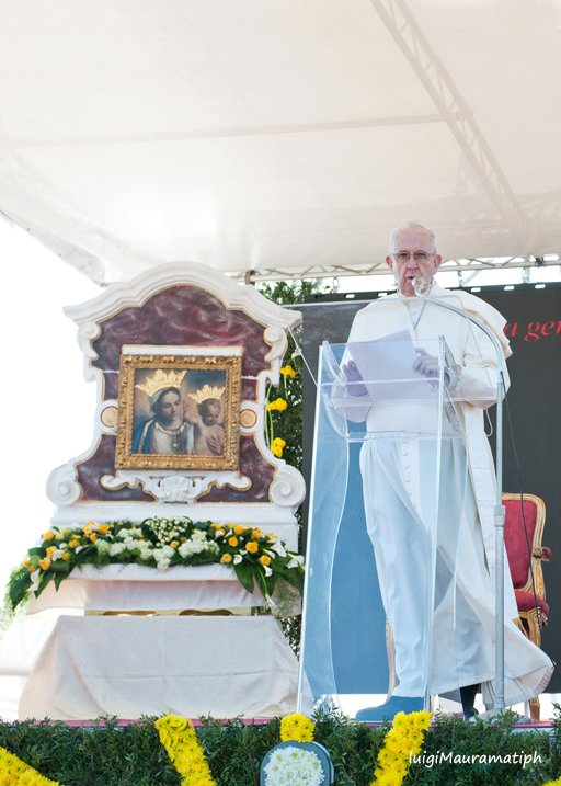 Papa Francesco ad Alessano (4)
