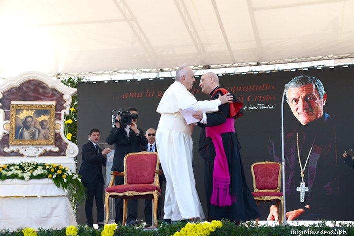 Papa Francesco ad Alessano (40)