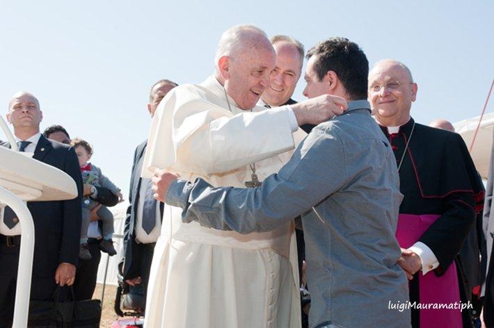 Papa Francesco ad Alessano (5)