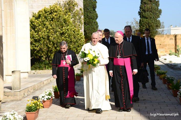 Papa Francesco ad Alessano (50)
