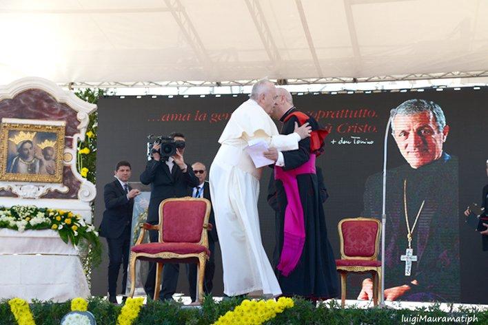 Papa Francesco ad Alessano (52)