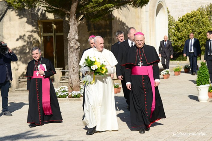 Papa Francesco ad Alessano (54)