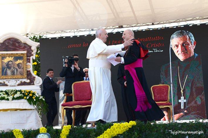 Papa Francesco ad Alessano (55)