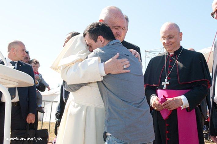 Papa Francesco ad Alessano (6)