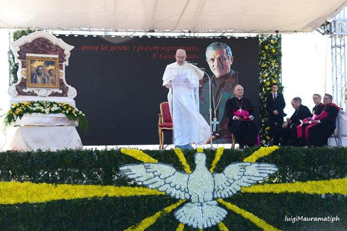 Papa Francesco ad Alessano (66)