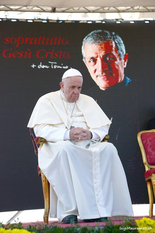 Papa Francesco ad Alessano (69)