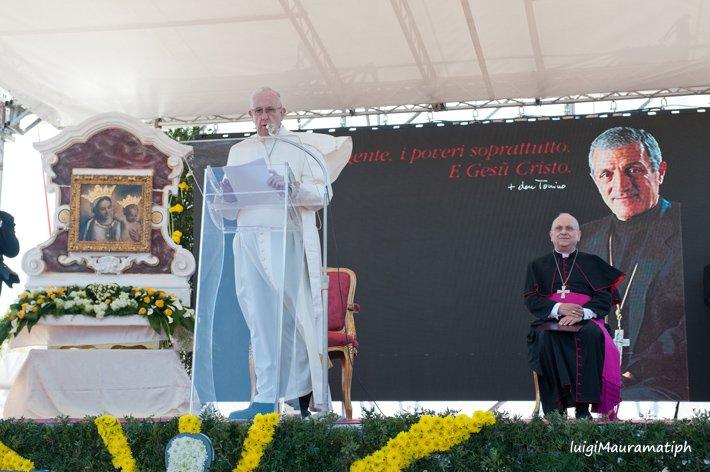 Papa Francesco ad Alessano (7)