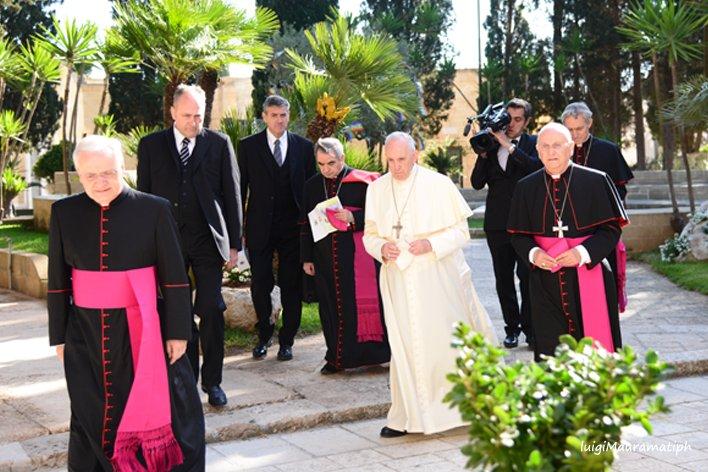 Papa Francesco ad Alessano (72)