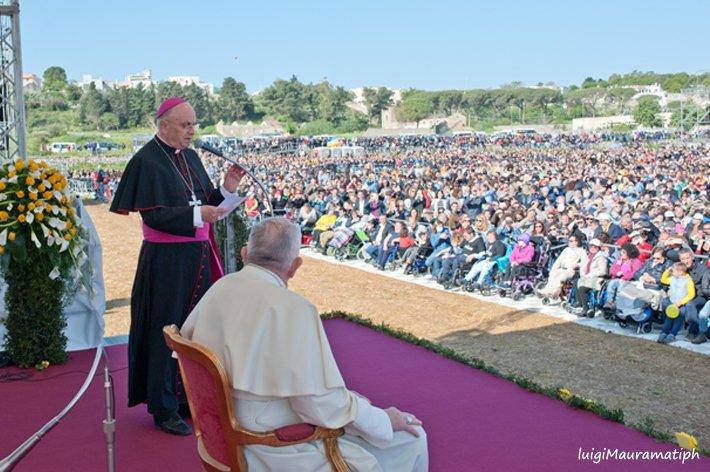 Papa Francesco ad Alessano (74)