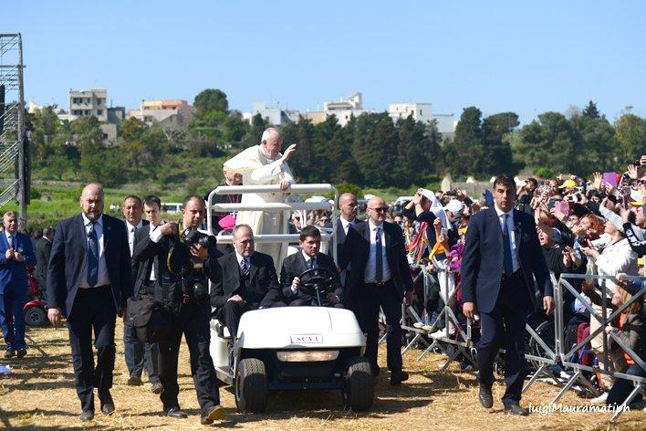 Papa Francesco ad Alessano (81)