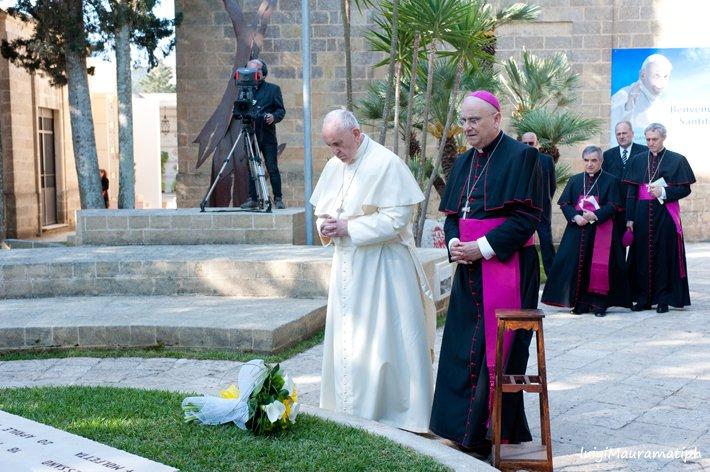 Papa Francesco ad Alessano (87)
