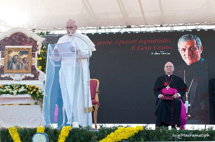 Papa Francesco ad Alessano (9)