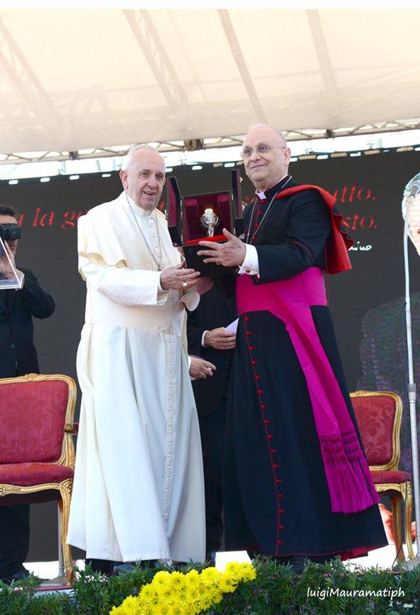 Papa Francesco ad Alessano (92)