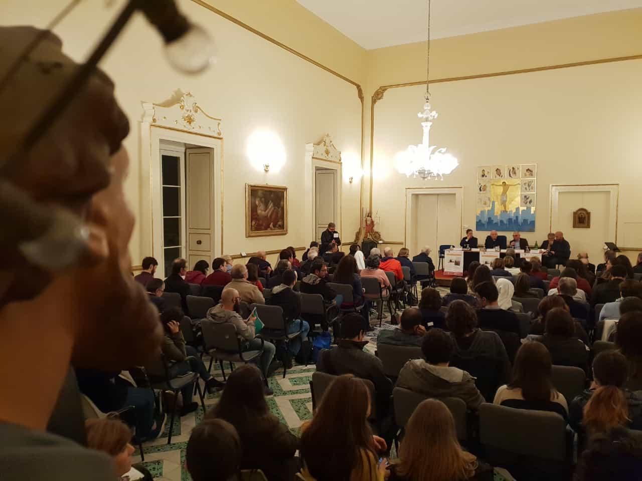 Presentazione libro del Vescovo – Episcopio di Lecce 5.11.2018 (3)