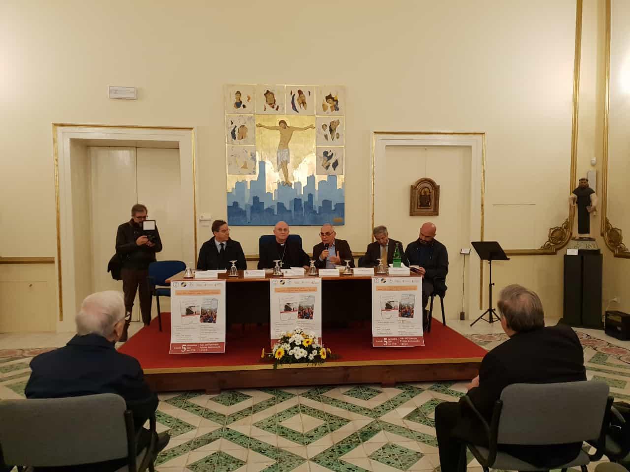 Presentazione libro del Vescovo – Episcopio di Lecce 5.11.2018 (4)