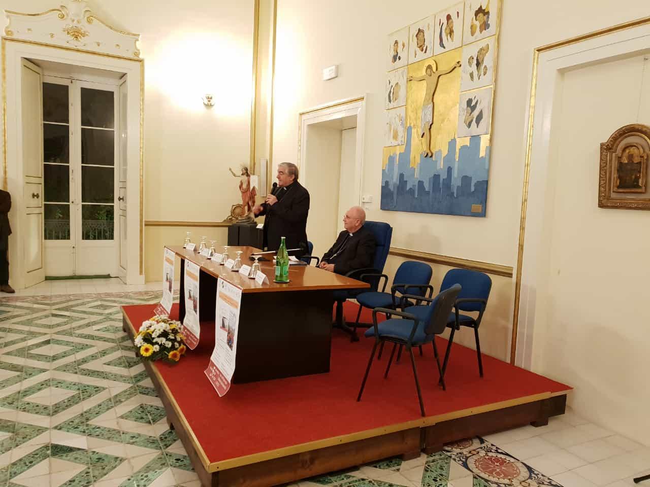 Presentazione libro del Vescovo – Episcopio di Lecce 5.11.2018 (6)