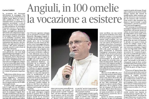 100 omelie angiuli