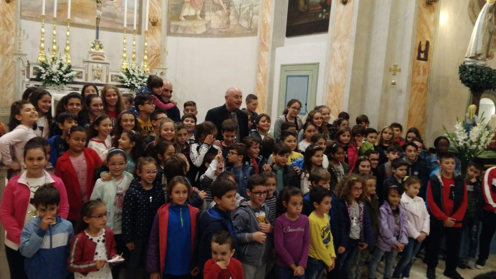 Visita pastorale a Caprarica (3)