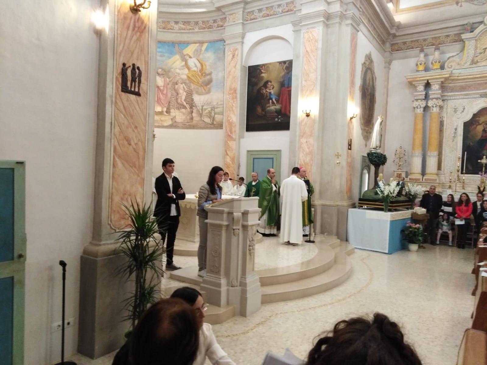 Visita pastorale a Caprarica (4)