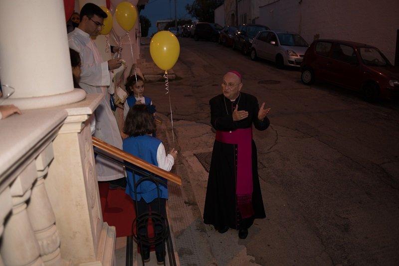 Visita pastorale a Tricase Porto (6)