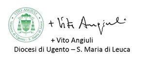 Firma Vescovo Angiuli